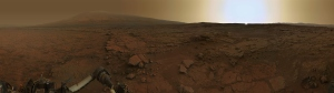 Martian-Sunset-O-de-Goursac-Curiosity-2013