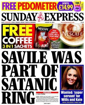 express-savile