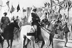 Entrainment-of-emperor-Wilhelm-II