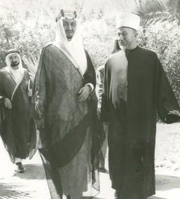 Faisal_with_Haj_Amin_al-Husseini