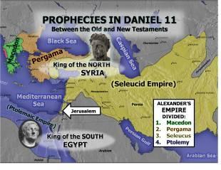 Daniel-11-Prophecies