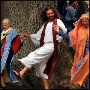 Jesus-Christ-dancing