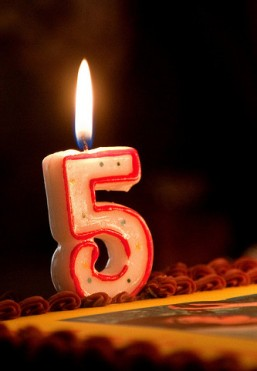 5-Birthday-candle-333x482